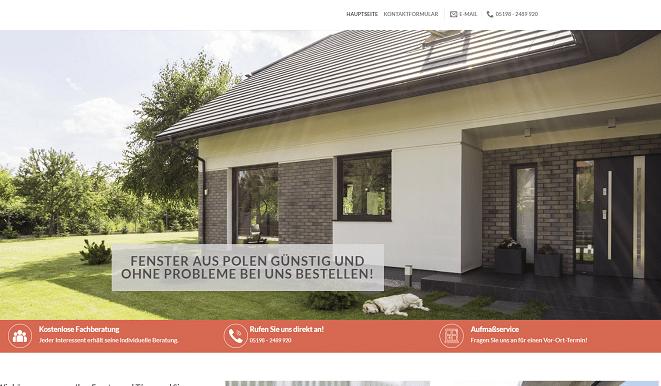 Fenster aus Polen bestellen - VAS Fenster und Solar
