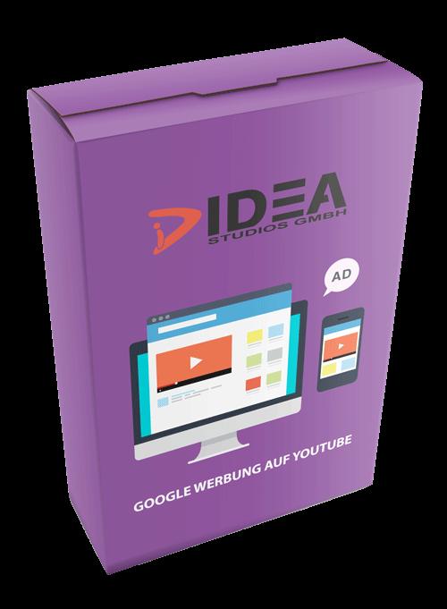 Google Werbung auf Youtube IDEA Studios
