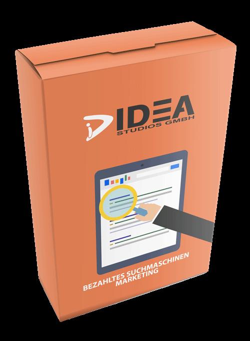 bezahltes Suchmaschinenmarketing IDEA Studios